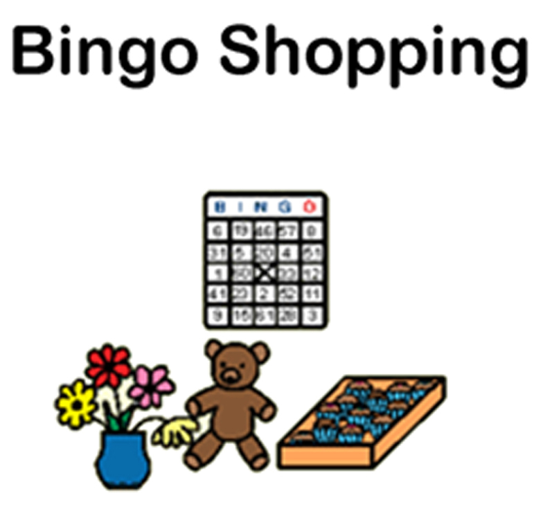 bingo shopping